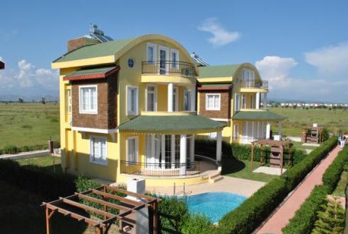 Villa Sur in Bogazkent