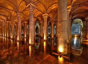 Basicillica Cistern