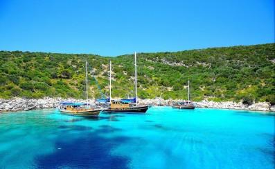 Orak Island Beach: Courtesy of Yıldırım Enes